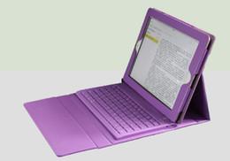 tableta italiana Rebajas Para Ipad Pro Bluetooth Keyborads Mejor Ipad Air Cover casos impermeable PU caso para Ipad Mini4 Mini2 Bluetooth teclados