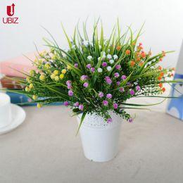 Wholesale Fl Flowers - UBIZ Artificial pompom real flower sky stars wedding home decoration accessories eternal garden ornament craft fleur artificielle fl