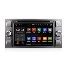 Wholesale Stereo Ford Fiesta - Android 5.1 Car DVD Radio Player Multimedia System RK3188 With Wifi DAB CanBus for Ford C-Max S-Max Kuga Fiesta Transit From 2005