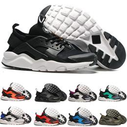colori di huarache Sconti 10 colori Air mens scarpe da corsa Huarache correre uomini donne sportive huaraches outdoor atletico sneaker taglia 36-45