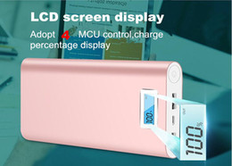 Wholesale Emergency Pc Power - power bank 20000mAh portable power bank external battery emergency battery for mobile phone tablet pc ipad