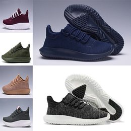 Wholesale Eva 3d - 2017 High Quality Tubular Shadow Knit Running Shoes for men and women Tubular Shadow 3D 350 Sneaker sports Shoes boost Boosts