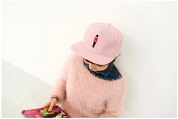Wholesale hat snapback london - Macaron color snapback hip hop leisure cap London soldier embroidery unisex baseball hat 4 colors fashion cap