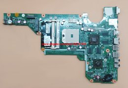 Wholesale G6 Mainboard - Original & High Quality for HP PAVILION G6-2052XX 683031-001 A70M 7670M 2G Laptop Motherboard Mainboard Tested