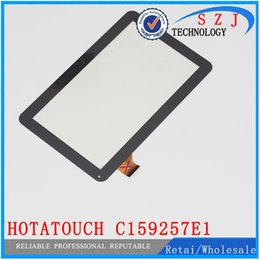 Wholesale Replacement Touch Screen Panel Ainol - Wholesale-Original 10.1'' inch AX10T Ainol HOTATOUCH C159257E1 glass touch screen AX10 touch panel Sensor Glass Replacement Free Shipping