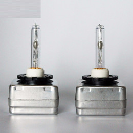 Wholesale Hid Lamp Base - New 12V 35W D1S D1C Xenon HID Bulbs Headlights Car Lamp converter adapter base 4300K 5000K 6000K 8000K 10000K 12000K