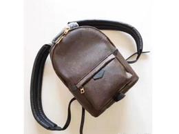 Wholesale Mm Backpacks - 2017 free shipping! real Genuine leather fashionback pack shoulder bag handbag presbyopic mm package messenger bag mobile phonen purse.