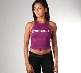Wholesale Black Fitness Women Hot - Hot sale Absorb Sweat Athletic Running Sports Bra Summer Women Tops Gym Fitness Women Yoga Vest Tanks