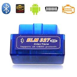 2019 digiprog v4.94 Promoção MINI Bluetooth ELM327 OBD2 Hardware V1.5 Software V2.1 Suporte Multi-Idioma OBDII Auto Diagnóstico Scanner ELM327 Alta Qualidade