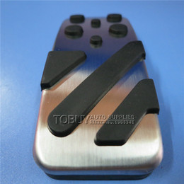 Wholesale Lancer Brake - brake pedal NO DRILL! Accelerator Fuel Gas Brake Manual Automatic Pedal for Mitsubishi Outlander ASX Lancer EX Orig Style,FREE SHIPPING