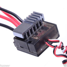 Wholesale Hsp Esc Brushed - RC HSP 03018 320A Bidirectional ESC Brush Speed Controller For 1 10th Car Buggy