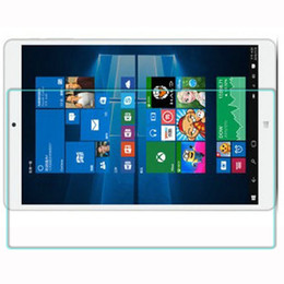 Wholesale Tablet Pc Inch Thin - Wholesale- Ultra-thin 0.33mm 9H Tempered Glass Screen Protector For Teclast x89 Kindow 7.5 inch Tablet PC