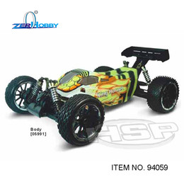 Wholesale Hsp Brushless - Wholesale- RC CAR HSP King Hornet 1 5 electric brushless 4x4 off road buggy (item no. 94059)