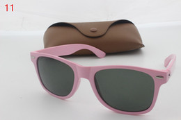 Wholesale Classic Fashion Personality - 2017 fashion classic high-quality designer sunglasses men and women new European and American retro sunglasses colorful personality driving