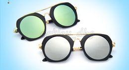 Wholesale Sun Glasses For Kids - Fashio Kids Child Sports Sun Glasses Sunglasses Baby For Girls Boys Outdoor Designer Glasses Brand Free Ship SJ1702