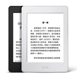 """Wholesale Ebook Reader Light - Wholesale- Kindle Paperwhite 3nd Generation White 4GB eBook e-ink Screen WIFI 6""""LIGHT Wireless Reader With built-in backlight Free shipping"""
