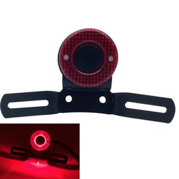 Wholesale Motorcycles Chopper - Motorcycle Assembly Round Tail Light For Harley Choppers Custom Bobber Cafe Racer Rear license Brake Tail lights Lamps