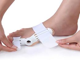 Wholesale Night Foot Splint - Bunion Splint Big Toe Corrector Hallux Valgus Straightener Foot Pain Relief Day Night Correction Feet Care Tool