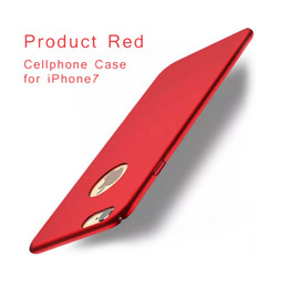 Wholesale Product Red Iphone Case - Byloly For iPhone 7 7 Plus Cellphone Case Product Red Special Edition Full Coverage 360 Degree with Package