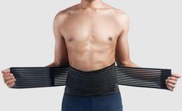 Wholesale Belly Belt For Men - New Arrivial Basketball Sports Safety Breathable Waist Lumbar Lower Back Belly Trimmer Support Brace Abdomen Belt for Men and Women