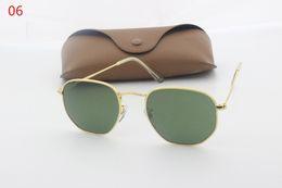 Wholesale Red Definition - 2017 new high-quality designer charm sunglasses 100% aluminum frame glass lens high-definition driving mirror high-quality glasses