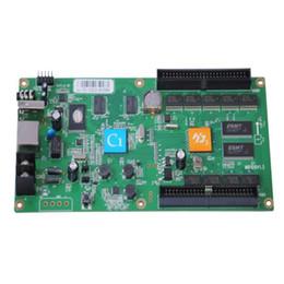 Wholesale led send card - HERO 2017 HD-C10 ASYNC RGB control card --- led display control card HD-C1 HD-C30 HD-R501 sending card and receiving card