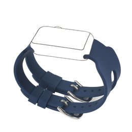 Wholesale Replacement Buckles - Replacement Band for Apple Watch 38mm Series 2 and 1 Edition, Double Buckle Cuff Bracelet Strap for iwatch