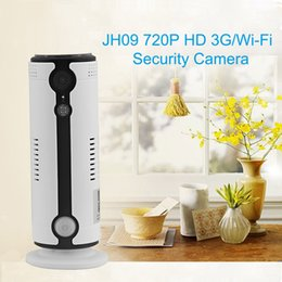 Wholesale Long Range Security - Jimi Long Range Wireless Security camera JH09 3G(WCDMA+Wifi network) with Live Streaming Video Two-way Audio and Motion Detection.