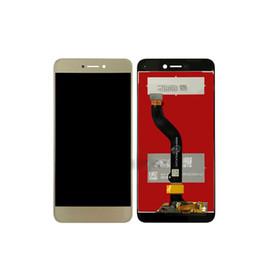 Huawei p8 numériseur en Ligne-Nouveau Pour Noir or blanc Huawei P8 Lite 2017 Écran Tactile Digitizer + LCD Display Assembly Promesse livraison rapide