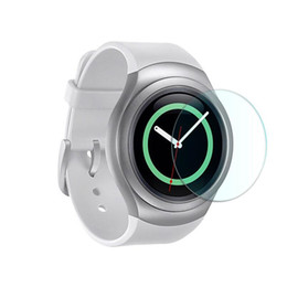 Wholesale Glass S2 - For Samsung Gear S2 Tempered Glass Ultra-thin For Samsung Gear S3 Classic Watch Film High Quality 9H Screen Protector