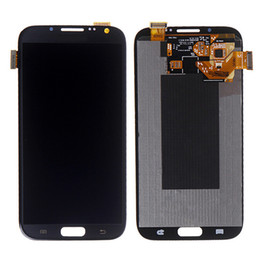 Wholesale Note N719 - For Samsung Galaxy Note 2 N7108 N7100 N7102 N719 Lcd Screen Display Touch Screen Digitizer Assembly no Frame and Repairing Tools 5pcs pack