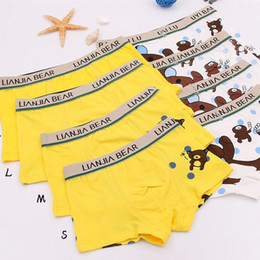 Wholesale Cartoons Underwears - children cartoon underwear hot fashion cotton comfortable boy underwears boxer factory supply