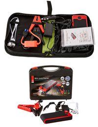 Wholesale Emergency Car Battery Starter - Car jump starter Battery charger booster Car Jump Starter Portable Vehicle Engine Emergency Start Battery