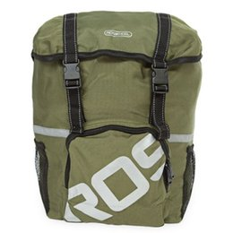 Wholesale Double Pannier Bag - ROSWHEEL 15L Water Repellent Durable Mountain Road Bicycle Rack Bag Cycling Double Side Rear Rack Tail Seat Trunk Bag Pannier +B