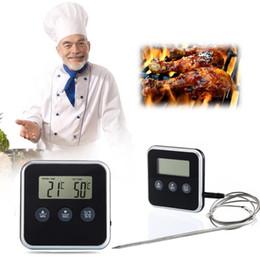 2019 timer remoto digitale Eddingtons Digital Professional Timer Termometro per carni Forno a microonde Forno elettrico per arrosto intelligente di alta qualità timer remoto digitale economici