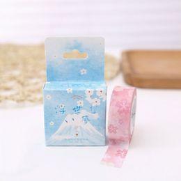 Wholesale Fresh Craft - 1x Fresh style 1.5cmX10m washi tape photo album Scrapbook Adhesive decorative DIY Handmade Gift Card Scrapbooking Arts crafts-2016