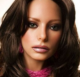 Wholesale Sex Doll Stockings - Wholesale - Life Like Silicone Dolls in Large Stock with Factory Price Half Solid Female Doll for Sex Love as Perfect Gift free shipping