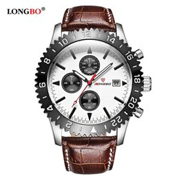 Wholesale Chinese Watches Mens - 2017 Hot Sale Mens Watches Top Brand Luxury Leather Bend Quartz Military Watches Men Army Chinese Wholesale Timepieces relogio masculino