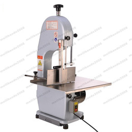 Wholesale Commercial Fishing - 2017 NEW Commercial electric bone saw machine cut bone cut fish meat saws sawing machine FREE SHIPPING MYY