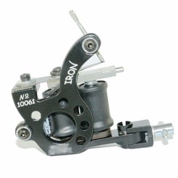 Wholesale Tattoo Gun Coils For Sale - quality machines Emily Hot Sale Top Quality 10 Warp Coil Machine Gun For Shader&Liner Tattoo Machine Supplies Free Shipping