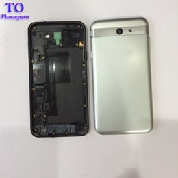 Wholesale galaxy replacement battery - For Samsung Galaxy J3 J327 J7 J727 2017 Back Housing Battery Back Cover Door Battery Replacement Parts