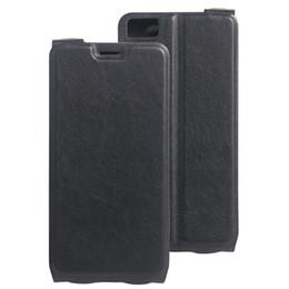 Wholesale Aquaris Flip - Case Flip Leather Case For BQ Aquaris M5.5 Cover Vertical Protective Mobile Phone Bags & Case