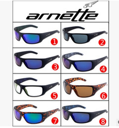Wholesale Cycling Shades - WHOLESALE - Arnette Sunglasses Men sport goggles outdoor Sun glasses cycling eyewear fashion shades Free shipping