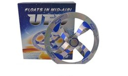 Wholesale Mystery Piece - mystery UFO toys floating magic UFO disk for children 1 piece can be on sale