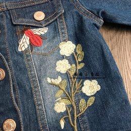 Wholesale Girs Coat - 2017 new girs jeans coat