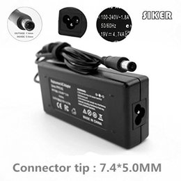 Wholesale hp ac adapter charger - Wholesale- Charger Power AC Adapter For HP NC4200 nc4400 nc6120 19V4.74A 90W