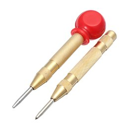 Wholesale Automatic Punch - 6mm Automatic Center Pin Punch Spring Loaded Marking Starting Holes Tool