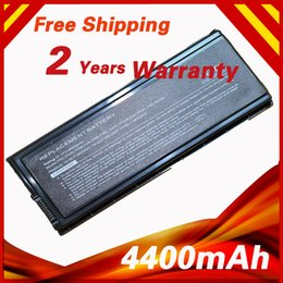 Wholesale Asus F5gl Battery - Wholesale-4400mAh 6 cells Battery for Asus A32-F5 F5 F5C F5GL F5M F5N F5R F5RI F5SL F5Sr F5V F5VI F5VL F5Z X50 X50C X50M X50N X50RL X50SL