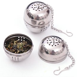 Wholesale Teapot Infuser Strainer - 1Pcs Stainless Steel Tea Infuser Strainer Tea Filter Teapot accessories Tool for Kitchen Households Gadget