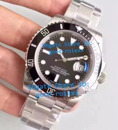 Wholesale Top Waterproof Watches - Top Luxury Noob Factory V7 Version Mens Automatic Watch Men Luminous Auto Date Eta 2836 Sapphire Crystal Waterproof Sport Dive Men's Watches